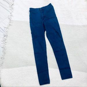 Bullhead High Waist Skinny Jeans. 5